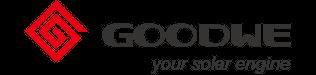 Logo GoodWe omvormers
