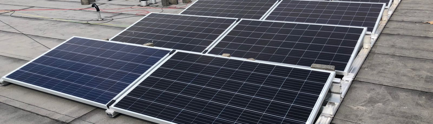 Zonnepanelen van Sources Solar