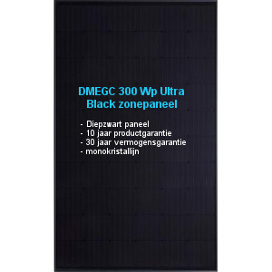 DMEGC 300 Wp ultra black
